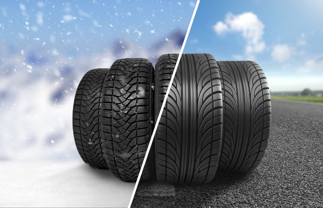 car tyre replacement newton abbot